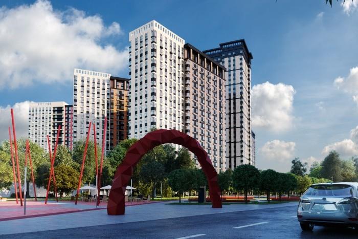 В САО появится дом в архитектурном стиле Нью-Йорка