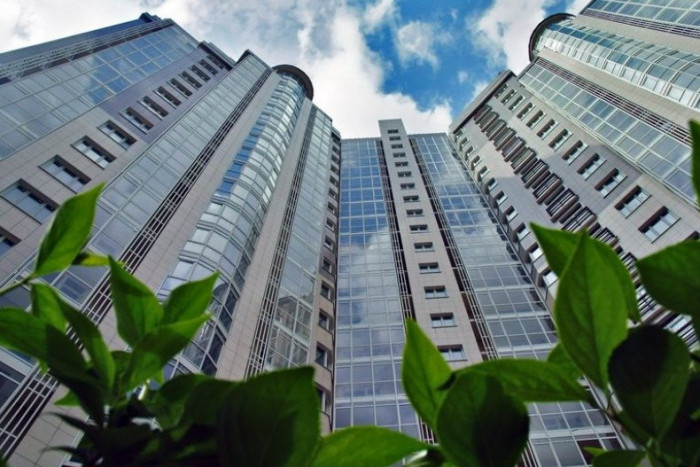 В третьем квартале на рынок Москвы вышло рекордное число новостроек бизнес-класса