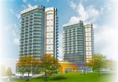 В центре Москвы появится многофункциональный жилой комплекс площадью 193 000 кв.м