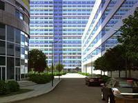 В Замоскворечье построят МФК с апартаментами