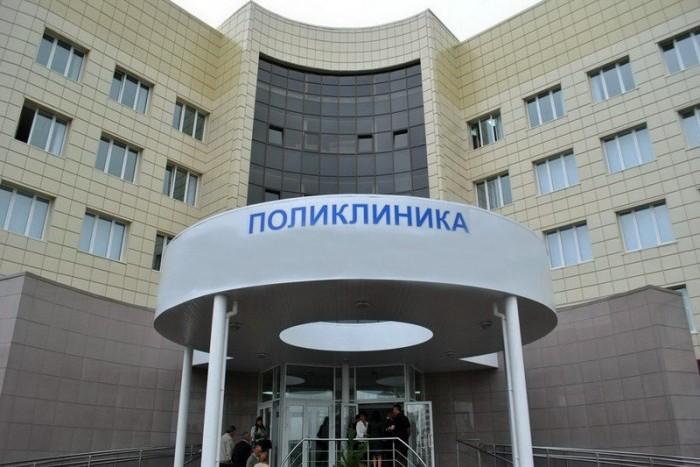 """В ЖК """"Левобережный"""" началось строительство поликлиники"""