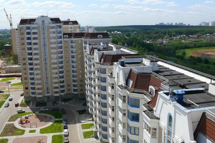 """В ЖК """"Микрорайон Немчиновка"""" завершено строительство последних корпусов"""