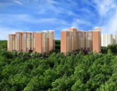 """В ЖК """"Солнечная долина"""" началось строительство нового дома"""