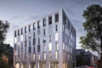 Vesper построит клубный дом в центре Москвы