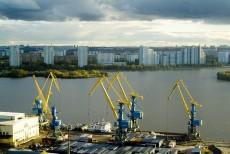 """Власти Москвы одобрили концепцию развития промзоны """"Южный порт"""""""