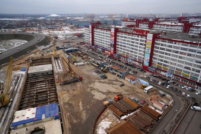 """Власти не намерены массово застраивать жильем промзону """"Воронцово"""""""