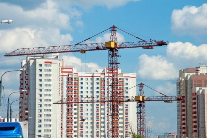 За 2 года на территории Новой Москвы построено 2.6 млн. кв.м жилья
