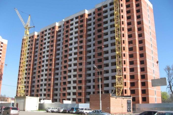За 9 месяцев 2013 года в ЦАО построили 754 000 кв.м нового жилья