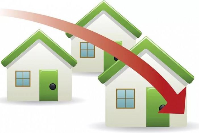 За последние 2.5 года в Москве снизились цены на жилье