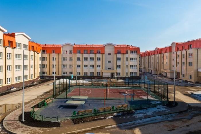 "Завершено строительство ЖК ""Валентиновка парк"""