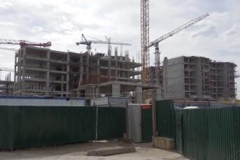 ЖК 'Царицыно': стройка 10 лет спустя