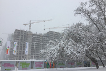 "ЖК ""Летний сад"": оранжерея новых квартир"