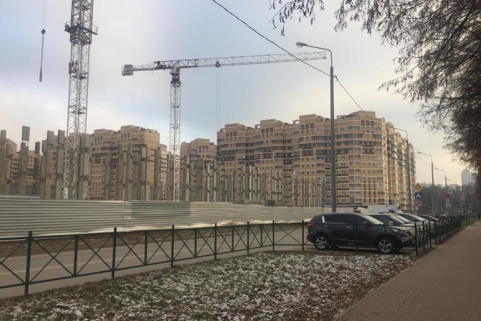 """ЖК """"Новое Пушкино"""": 44 дома на лесной опушке"""