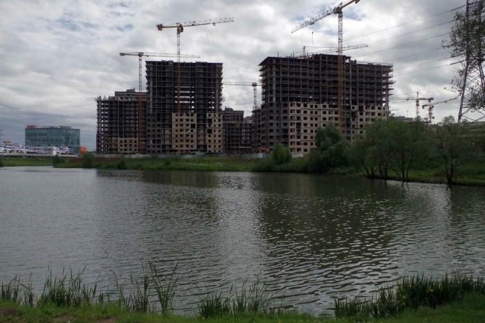 """ЖК """"Татьянин парк"""": город рядом с МКАД"""