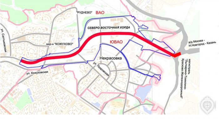 СВХ придет в Некрасовку в 2023 году - Фото 1