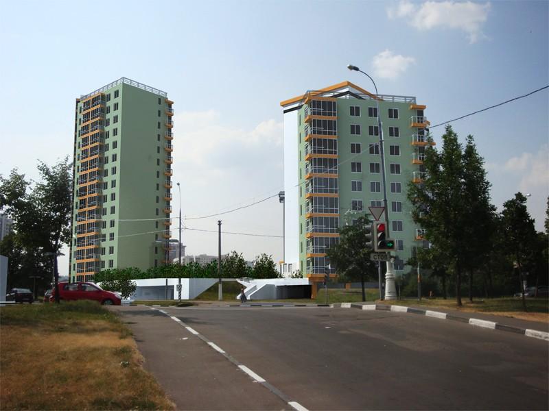 """ЖК """"Зеленый Берег"""" - фото 4"""