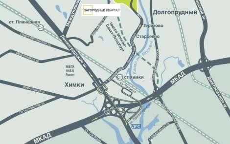 """ЖК """"Загородный квартал"""" - фото 16"""