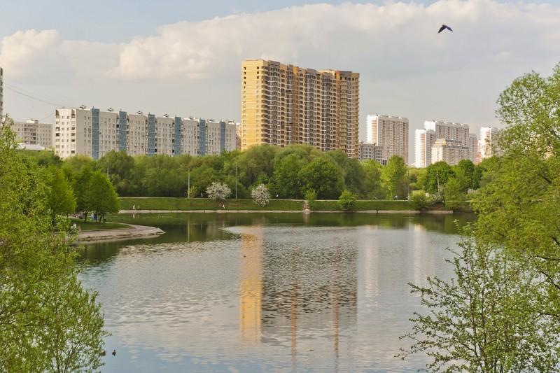 """Квартиры в ЖК """"07"""" в МСК, ЗАО, метро Озёрная"""
