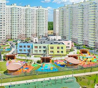 """ЖК """"Первый Московский. Город парк"""" - фото 33"""