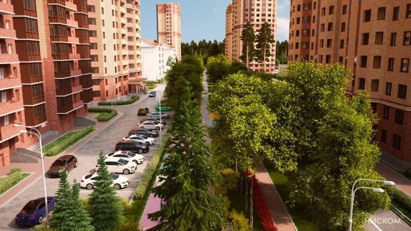 """ЖК """"Космическая гавань"""" - фото 5"""