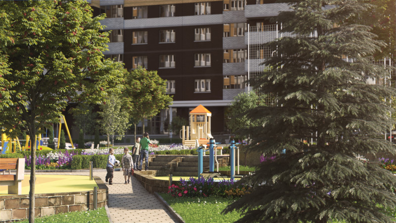 """ЖК """"Одинбург"""" - фото 40"""