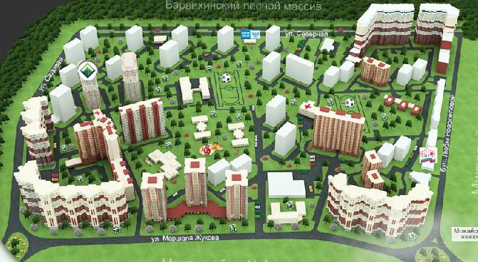 """ЖК """"Единый стандарт"""" - фото 11"""