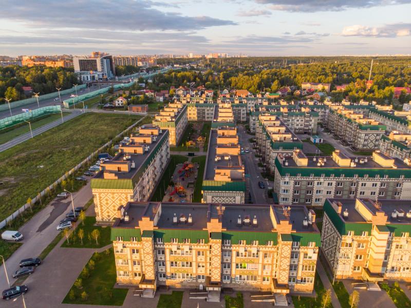 """ЖК """"Одинцовские кварталы"""" - фото 29"""