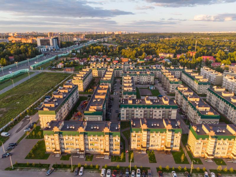 """ЖК """"Одинцовские кварталы"""" - фото 32"""