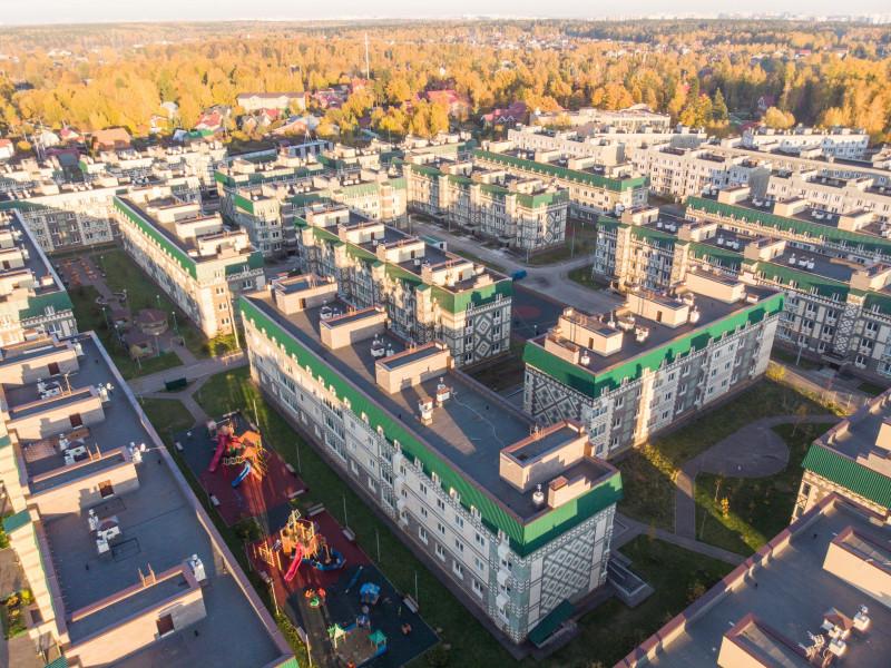 """ЖК """"Одинцовские кварталы"""" - фото 40"""