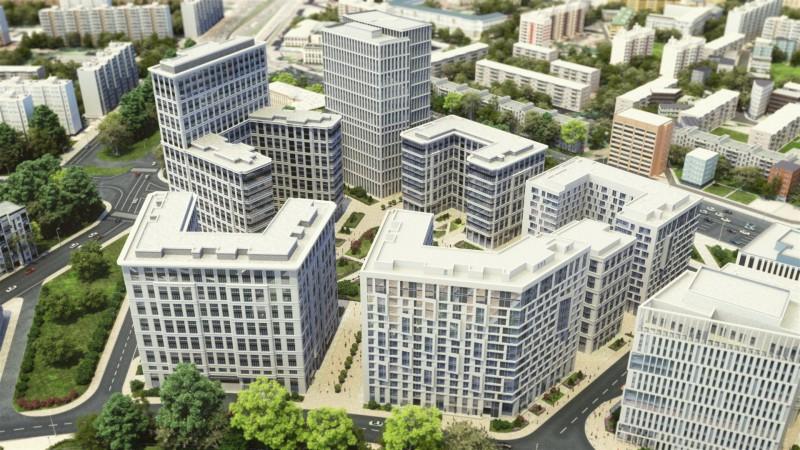 """Жилой комплекс """"ВТБ Арена Парк"""": цены на апартаменты, планировки и ..."""