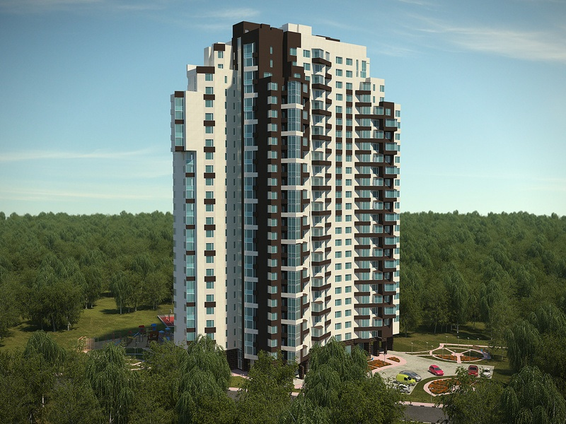 Квартиры в Дом на Юбилейном проспекте, 60А в Московской области, округ Химки