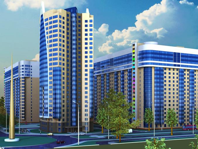Квартиры в Дома на Юбилейном проспекте, мкр. 10А в Московской области, округ Реутов