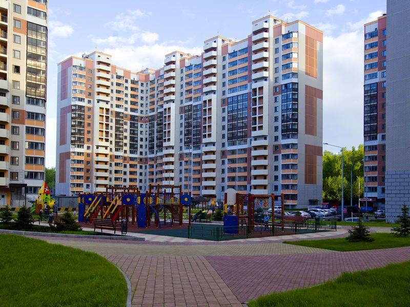"""Квартиры в ЖК """"Ольгино Парк"""" в Московской области, округ Балашиха"""