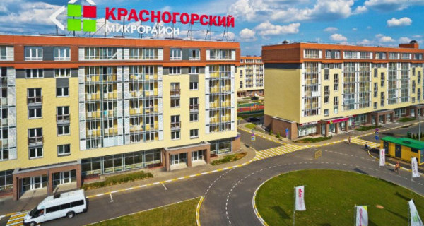 """ЖК """"Красногорский"""""""