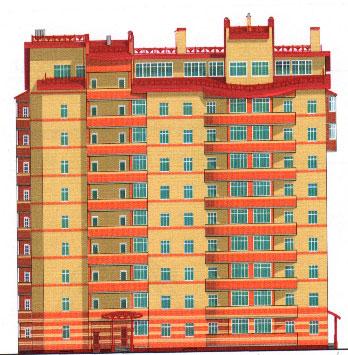 Квартиры в Дом на улице Металлургов (Дом в Кашире) в Московской области, округ Кашира