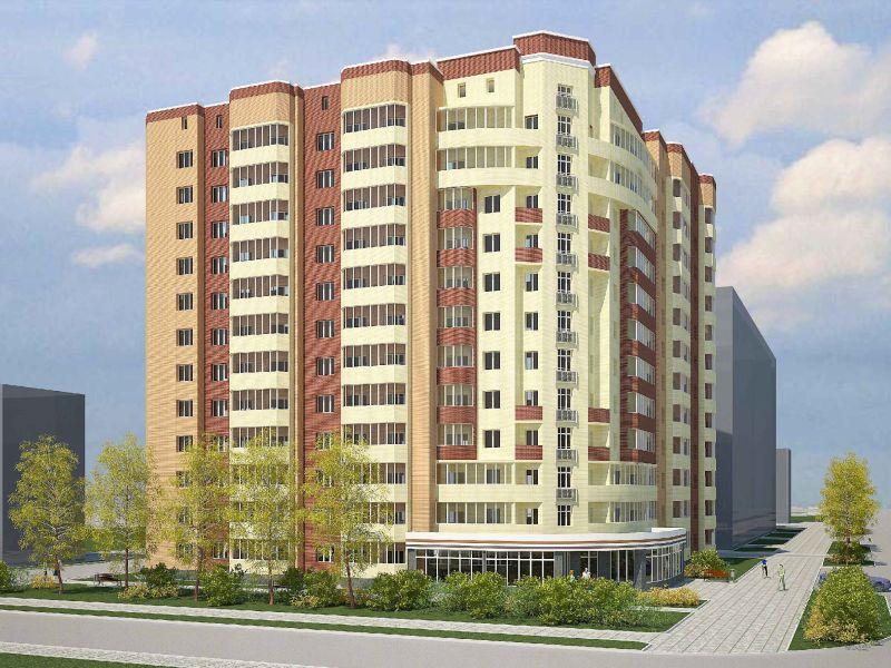 Квартиры в Дом на улице Захарченко, 2 (Электросталь) в Московской области, округ Электросталь