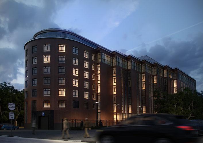 "ЖК ""Riverdale Apartments""  - фото 4"