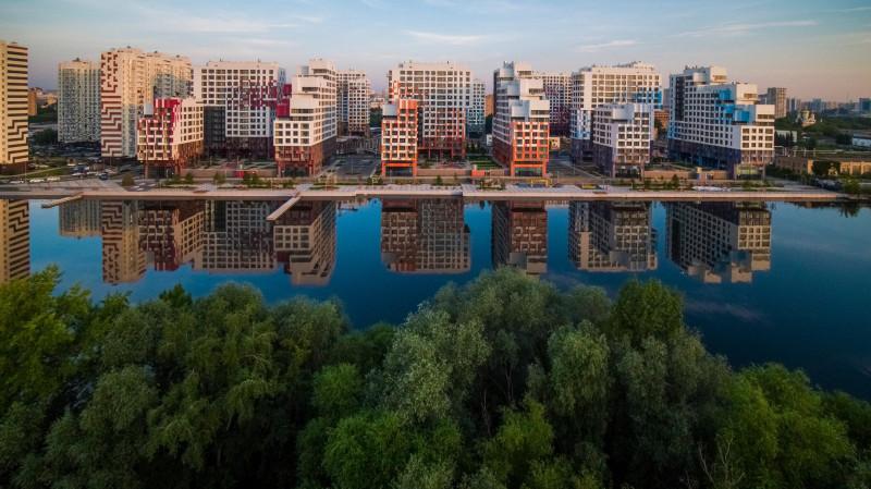 "Квартиры в ЖК ""Ривер Парк""  в МСК, ЮАО"