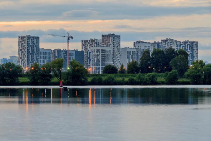 """ЖК """"Город на Реке Тушино-2018"""" - фото 7"""
