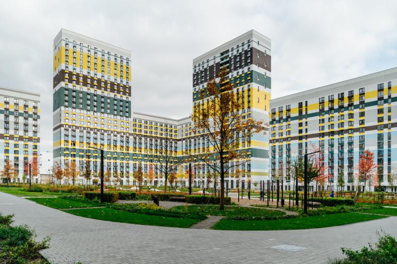 """Квартиры в ЖК """"Варшавское шоссе 141"""" в МСК, ЮАО, метро Аннино"""