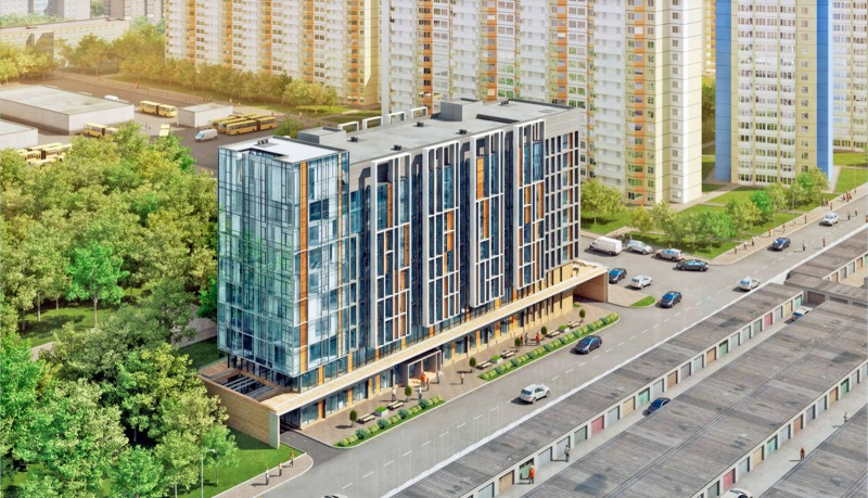 "ЖК ""Янтарь apartments""  - фото 3"