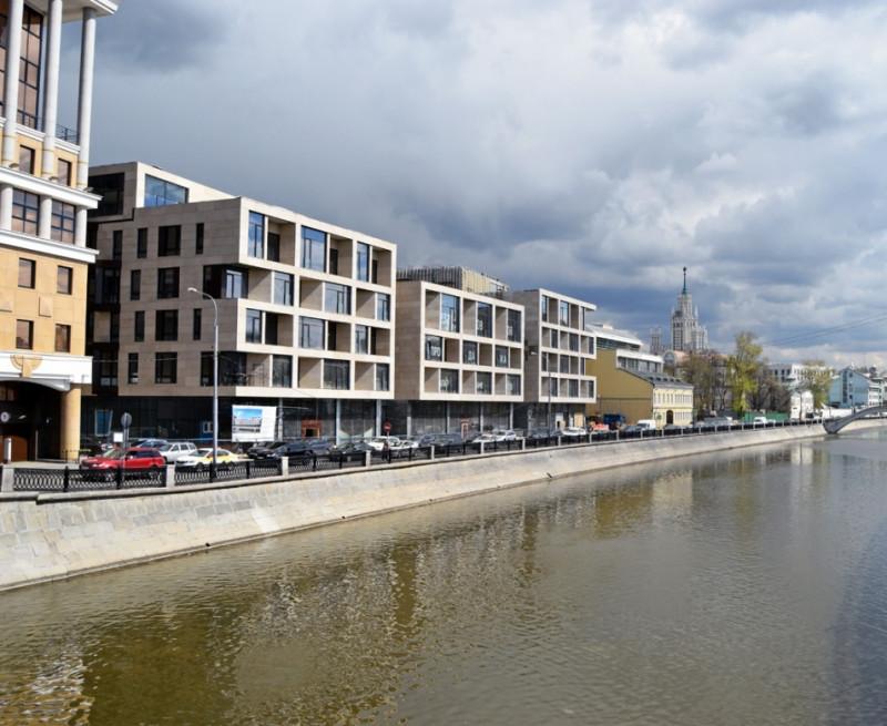 Апартаменты в ЖК Balchug Viewpoint  в МСК, ЦАО, метро Новокузнецкая