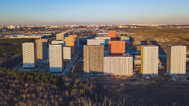 """ЖК """"Саларьево парк"""" - фото 12"""
