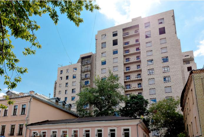 """ЖК """"Резиденции Замоскворечье"""" - фото 3"""