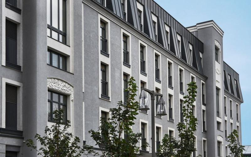 """Апартаменты в ЖК """"Moss Apartments""""  в МСК, ЦАО, метро Чистые Пруды"""