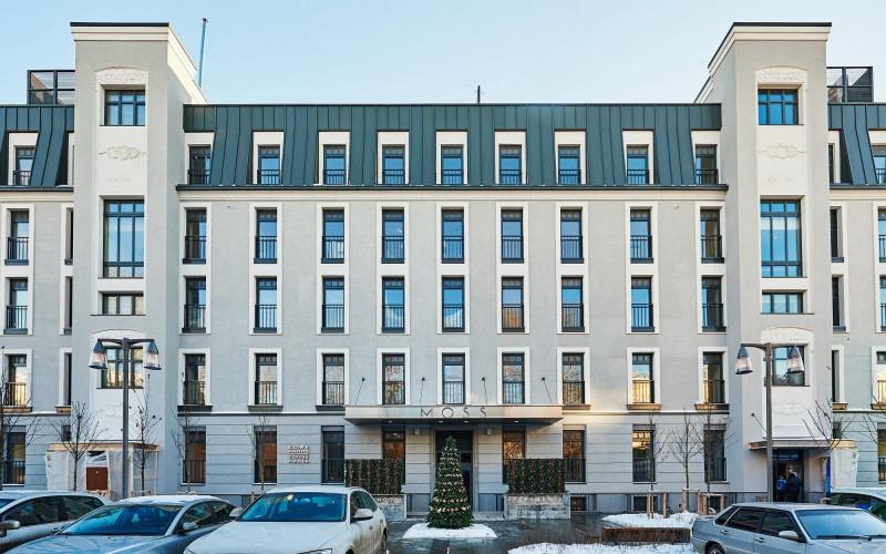 """ЖК """"Moss Apartments""""  - фото 9"""