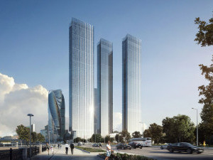 "ЖК ""Capital Towers"""