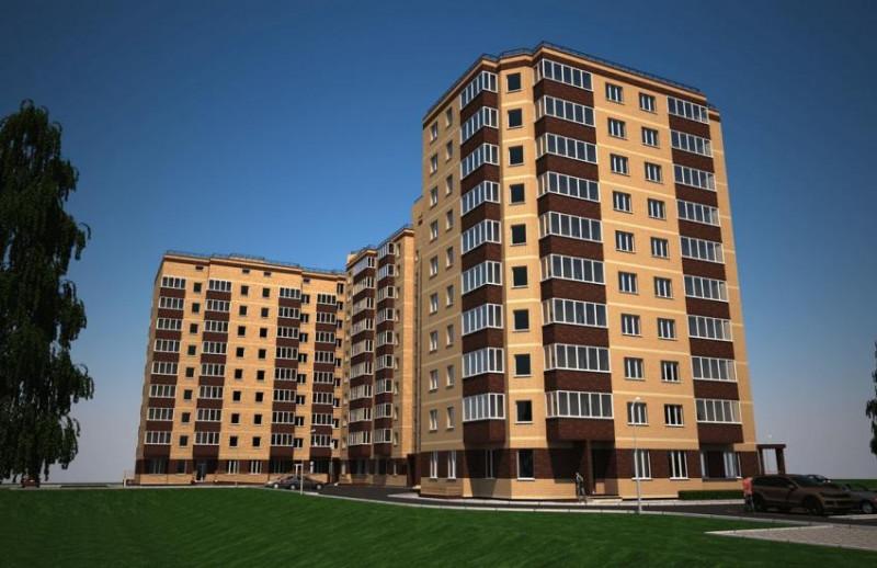 Квартиры в Дом на Сиреневой в Московской области, Дмитровский округ