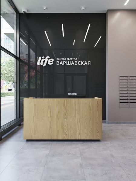 """ЖК """"LIFE-Варшавская""""  - фото 46"""