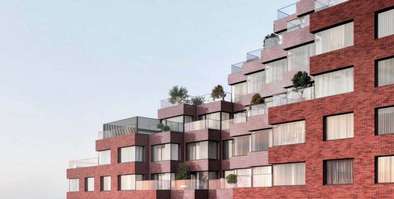 """ЖК """"RED7"""" на Академика Сахарова - цены в комплексе апартаментов ..."""